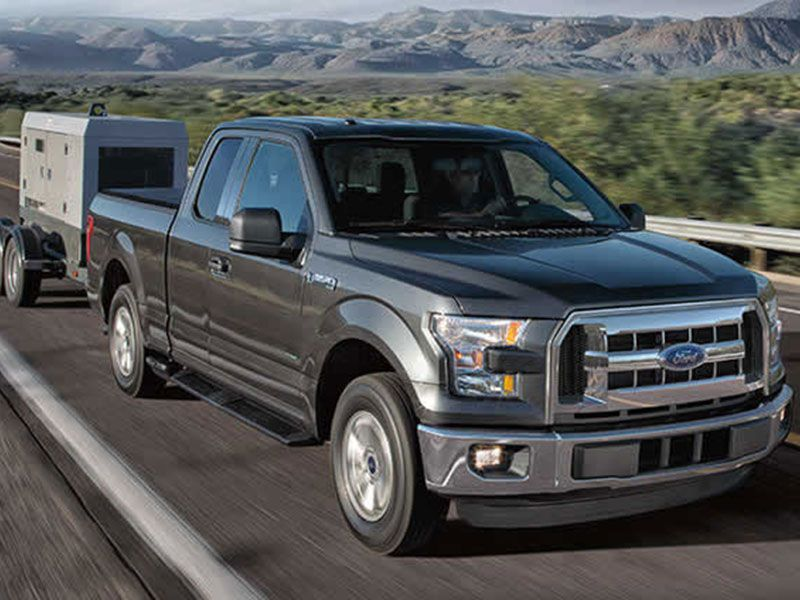 2016 ford f 150 road test and review. Black Bedroom Furniture Sets. Home Design Ideas