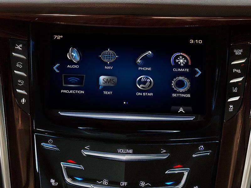 2016 Cadillac Escalade Road Test And Review Autobytel Com