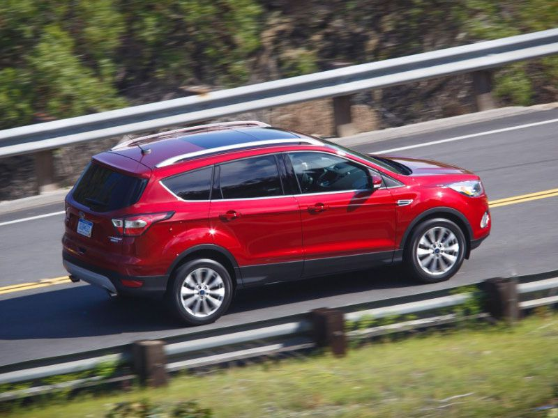 2017 Ford Escape Pros And Cons Autobytel