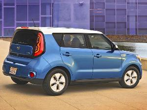 2016 Kia Soul EV Road Test and Review