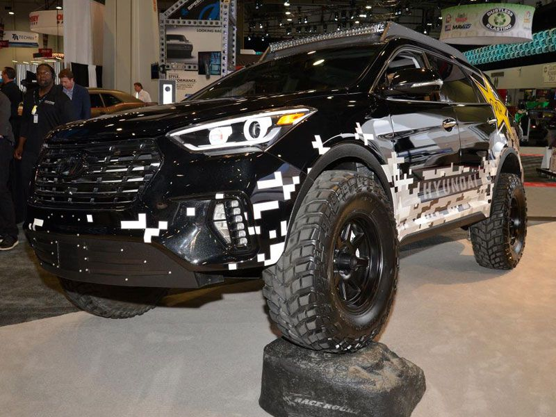 Must-See Vehicles from the 2016 SEMA Auto Show