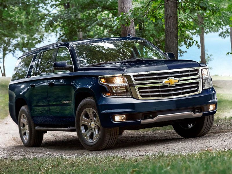 2017 Chevrolet Suburban Premier Other Important Information