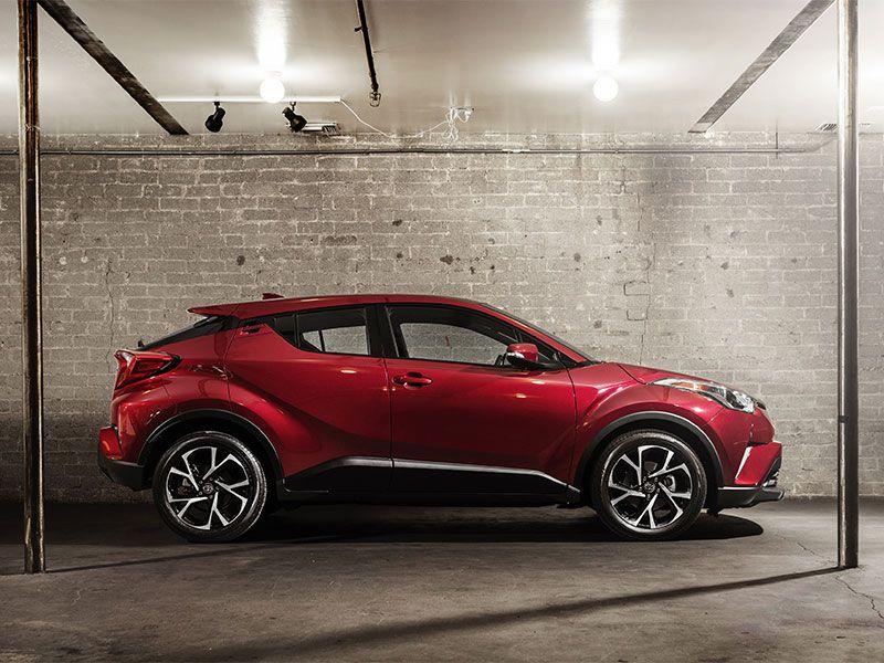 Toyota Cars Company Profile