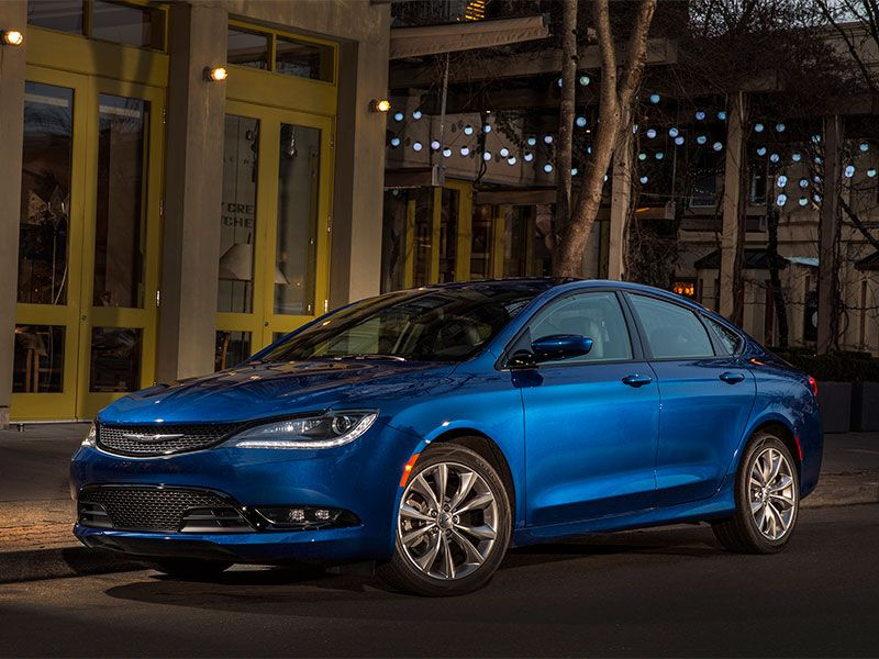 2017 Chrysler 200s Road Test And Review