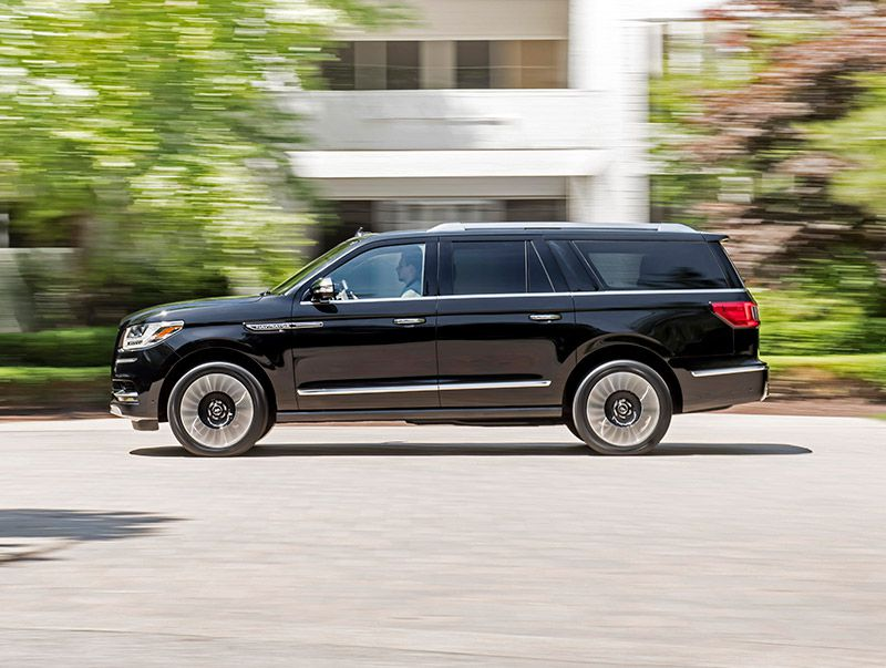 10 Most Reliable Luxury SUVs