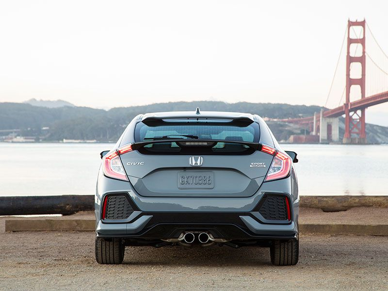 2017 Honda Civic Hatchback Road Test And Review