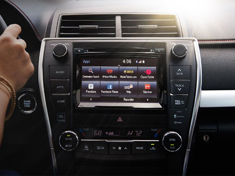 Audio And Infotainment