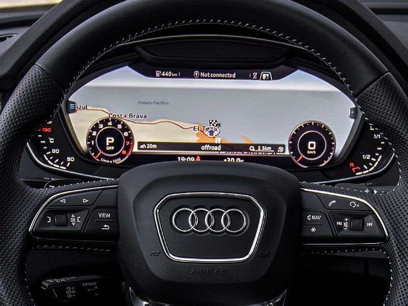 2018 audi q5 interior. simple interior virtual cockpit to 2018 audi q5 interior