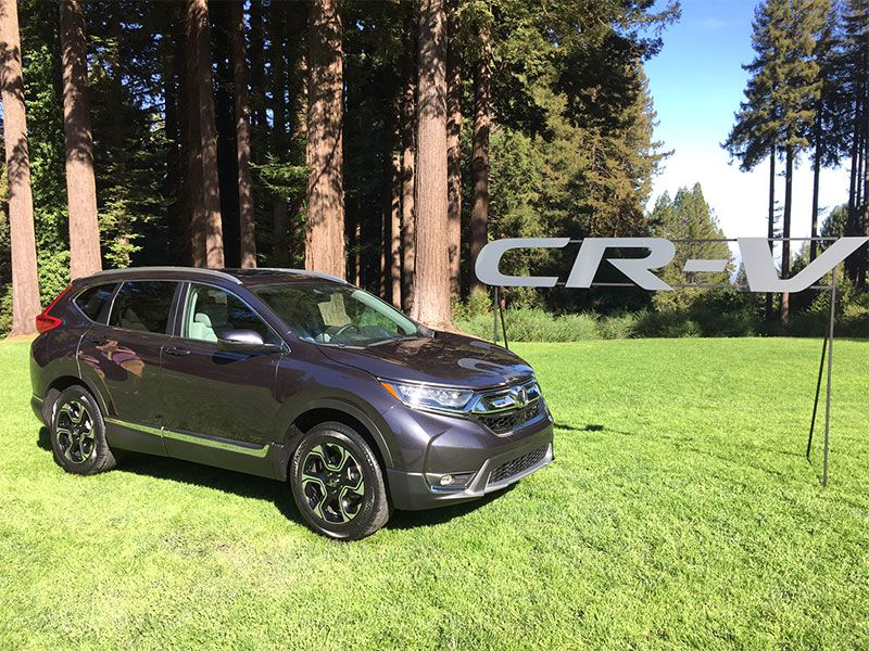 2017 Honda CR-V Road Test and Review