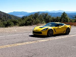 2017 Chevrolet Corvette Sport Road Test and Review