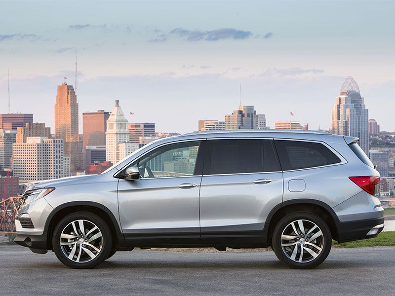 2017 Honda Pilot Road Test and Review