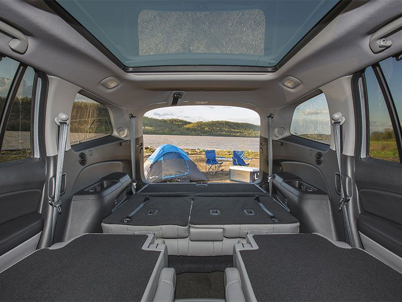 2017 honda pilot road test and review. Black Bedroom Furniture Sets. Home Design Ideas