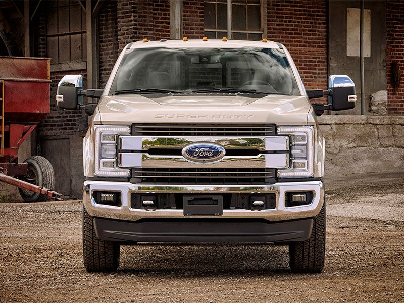 2018 ford f350 king ranch. perfect 2018 the first truly new super duty in two decades throughout 2018 ford f350 king ranch