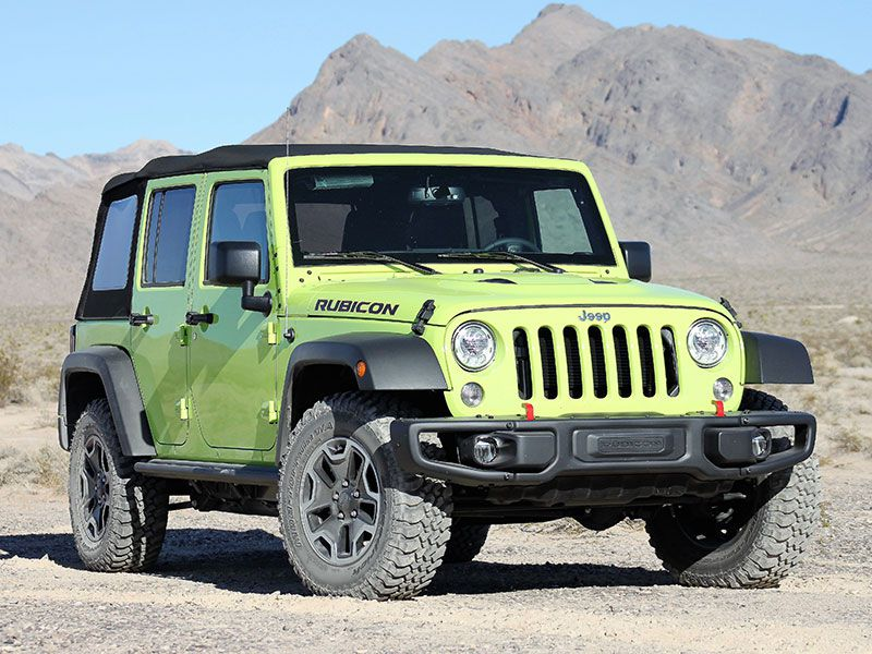 2017 Jeep Wrangler Unlimited Rubicon Pros And Cons