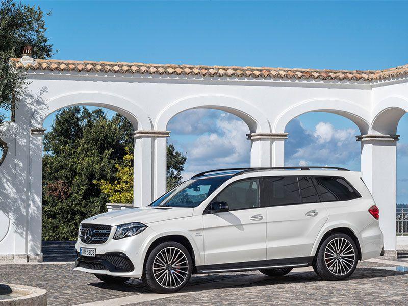 Top Luxury Suvs With A Row Autobytel Com