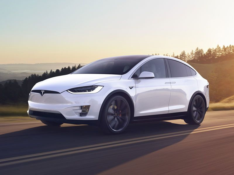 2019 Tesla Model X S Electric Cars