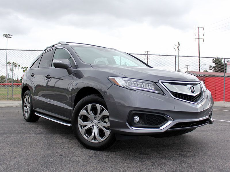 2017 acura rdx road test and review. Black Bedroom Furniture Sets. Home Design Ideas