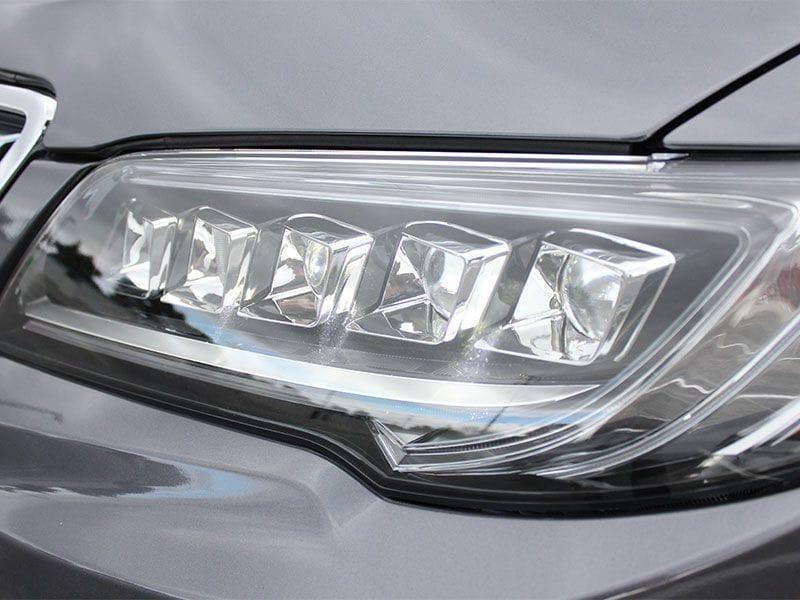 Acura RDX Road Test And Review Autobytelcom - 2018 acura tsx headlights
