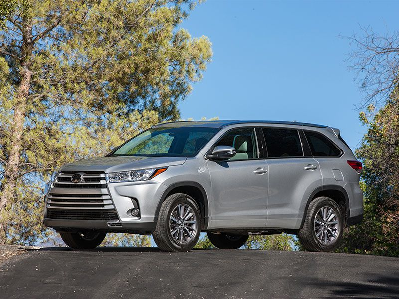 10 Reasons the 2017 Toyota Highlander Wins Autobytel Buyer