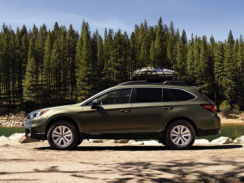 10 Reasons the 2017 Subaru Outback Wins Autobytel Buyer