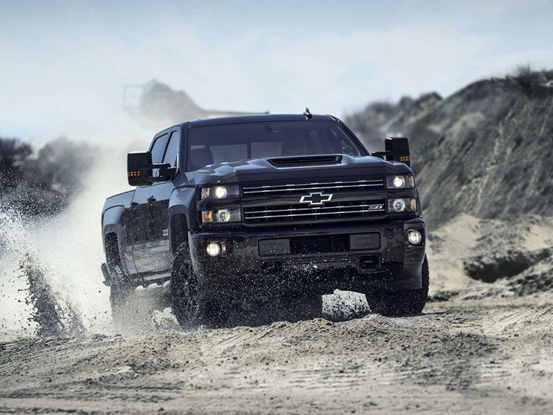 10 Reasons the 2017 Chevrolet Silverado 2500HD Wins ...