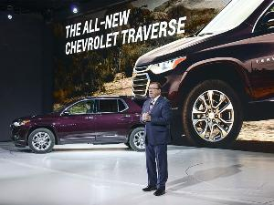 Must See Crossovers and SUVs at the 2017 Detroit Auto Show