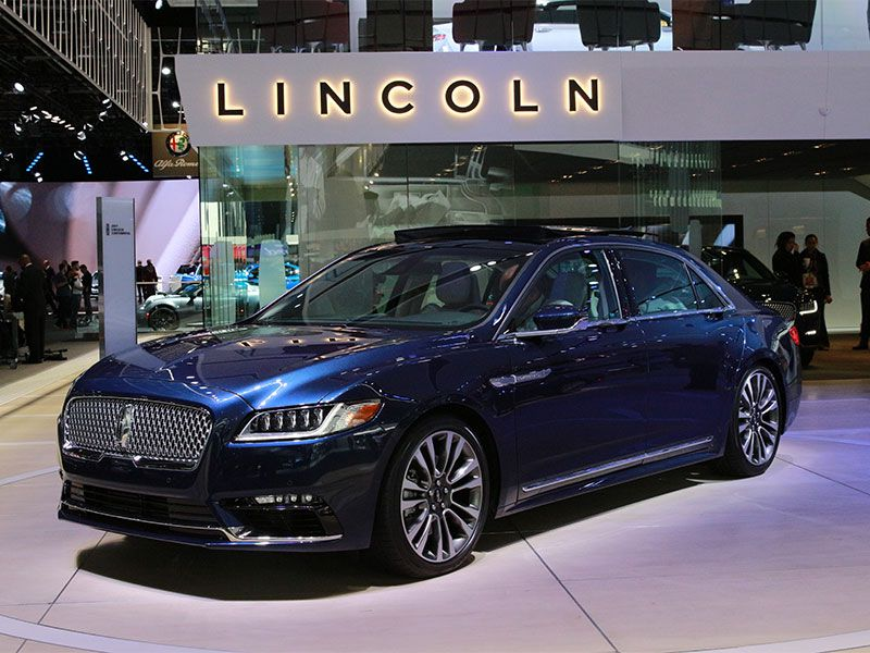 Must See Luxury Cars And Sedans At The 2017 Detroit Auto Show