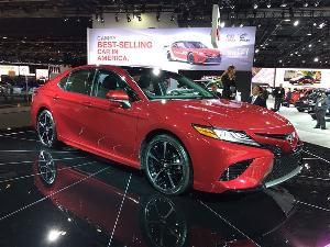 10 Things You Need To Know About The All-New 2018 Toyota Camry