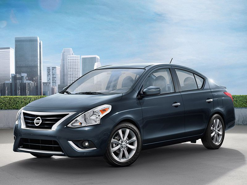2017 Nissan Versa Road Test And Review