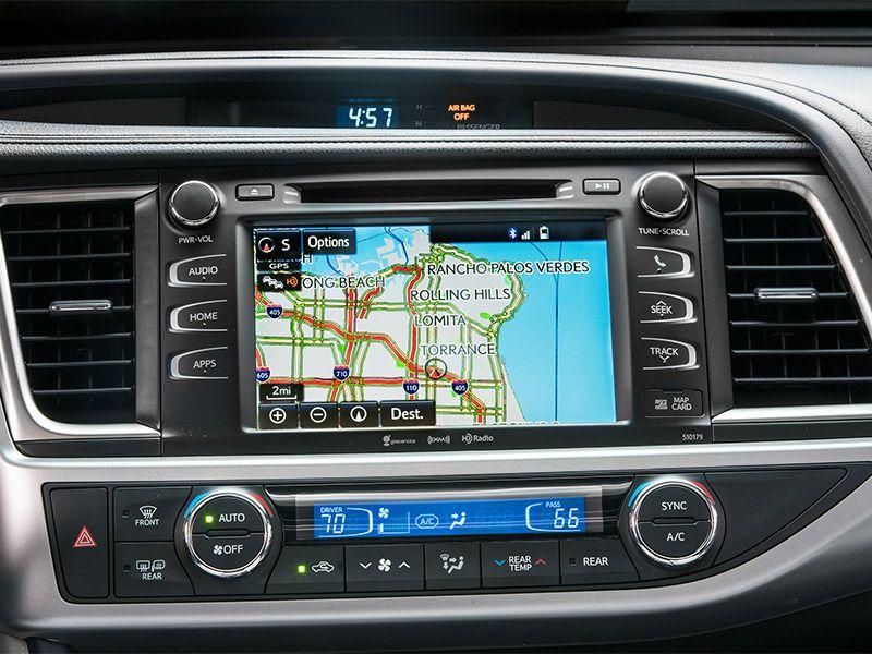 toyota highlander road test  review autobytelcom