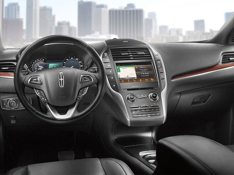 2017 Lincoln Mkc Road Test And Review Autobytel Com