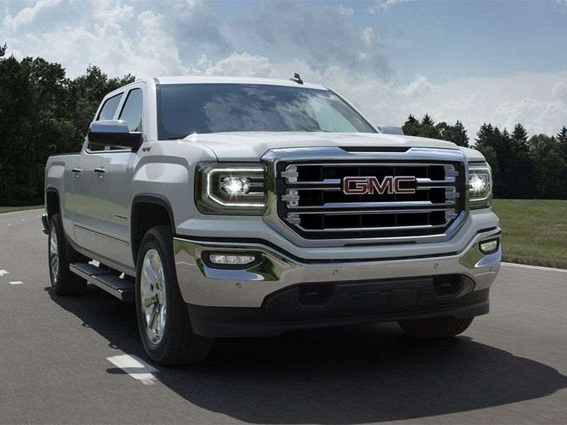 2017 GMC Sierra Road Test and Review