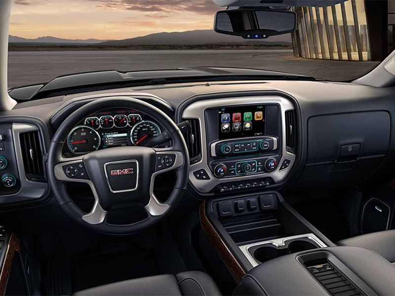 2017 Gmc Sierra Road Test And Review Autobytel Com