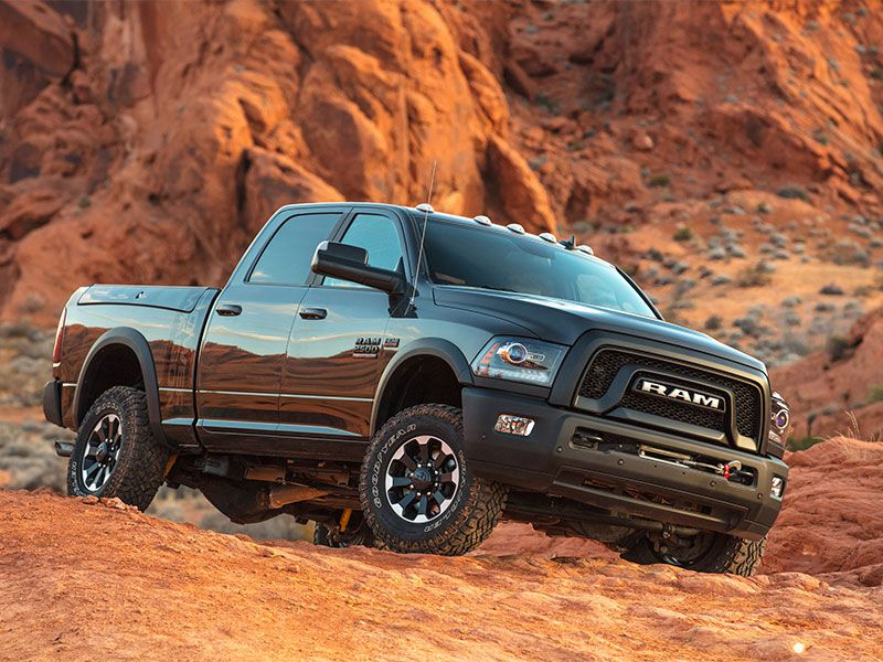 10 Things You Need to Know About the 2017 Ram Power Wagon