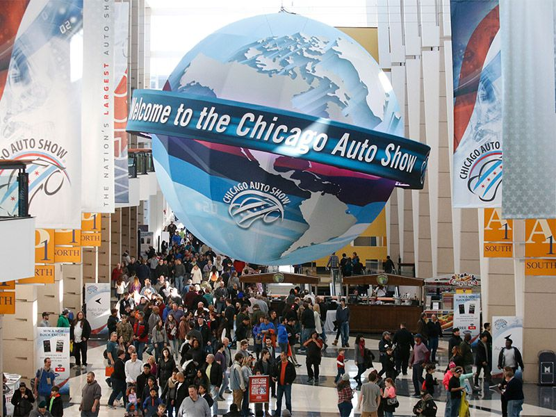 Must See Vehicles at the 2017 Chicago Auto Show