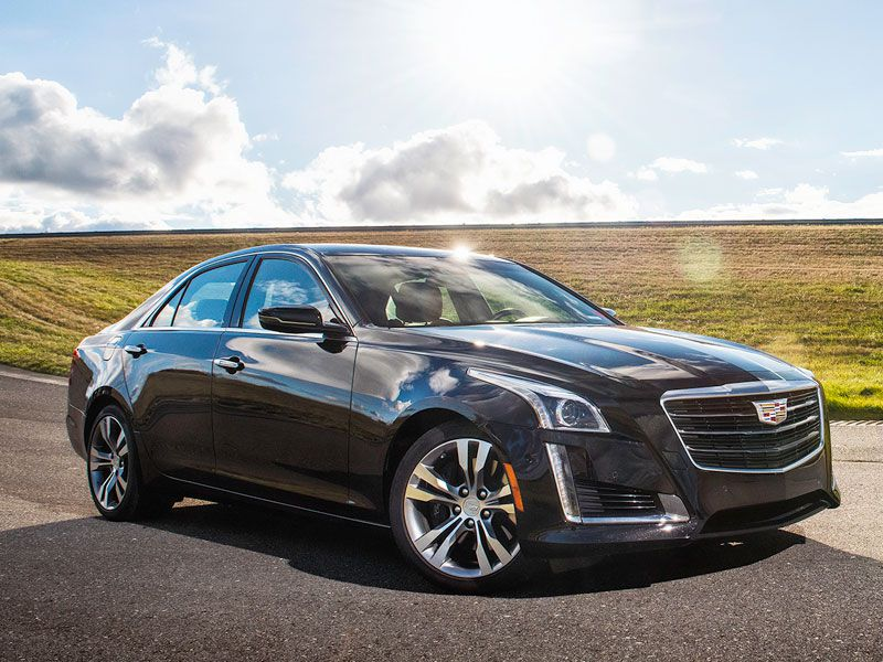Top 10 Luxury Cars: 10 Best Midsize Luxury Sedans