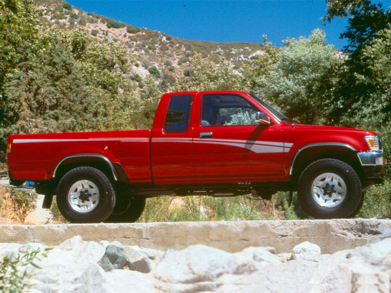 5 Older Trucks With Good Gas Mileage