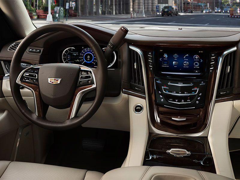 2017 Cadillac Escalade Vs 2017 Gmc Yukon Denali Which Is