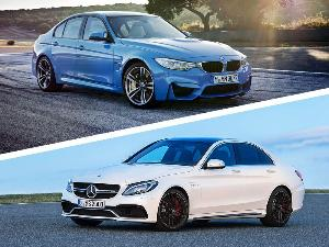 2017 BMW M3 vs. 2017 Mercedes-AMG C63: Which is Best?