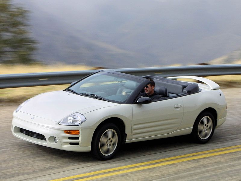 10 Best Cheap Used Convertibles
