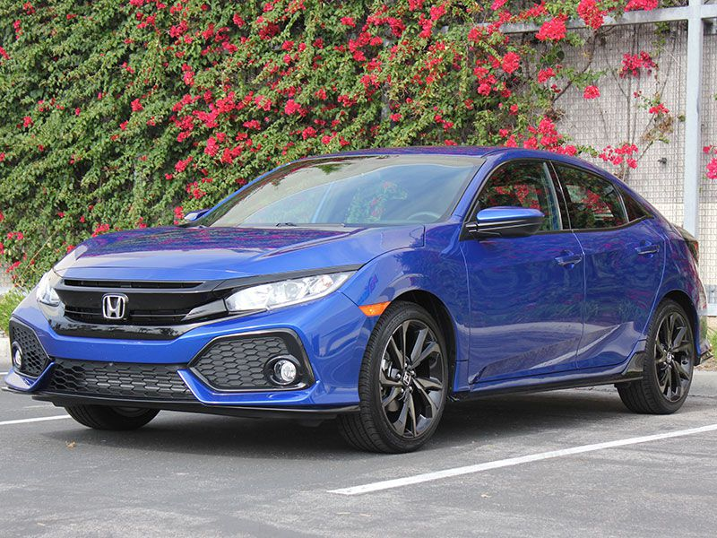 10 Things You Need to Know About the 2017 Honda Civic Hatchback