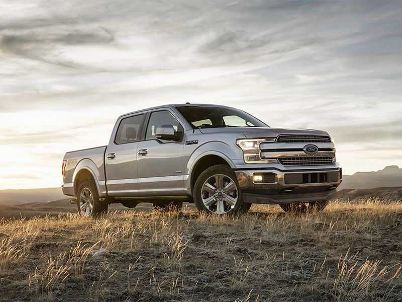 2018 Ford F 150 The Best 4 Door Trucks