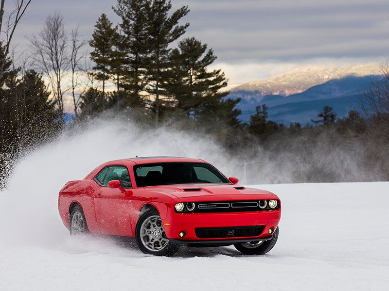 Dodge Challenger GT All Wheel Drive
