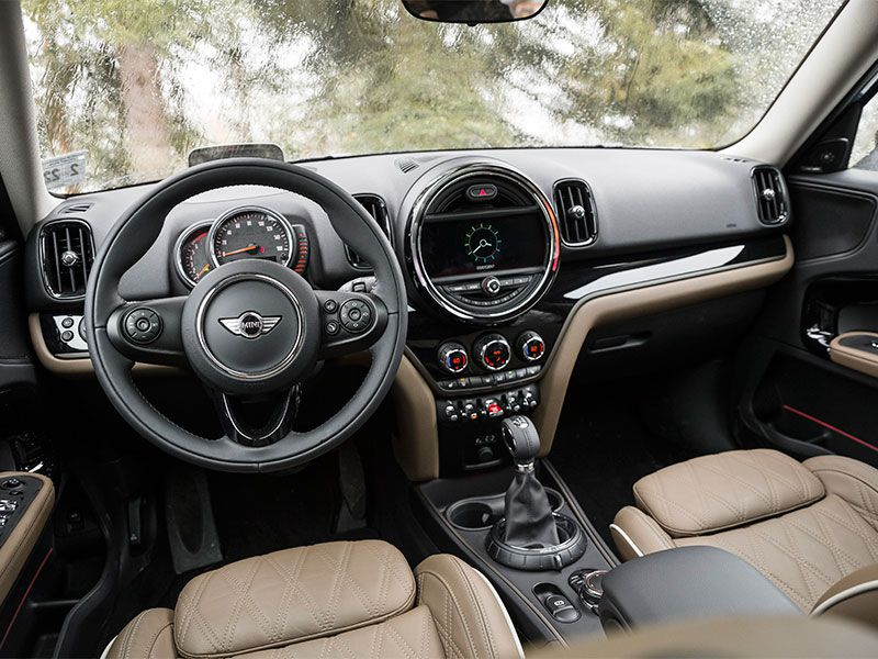 2017 MINI Countryman Road Test and Review | Autobytel.com