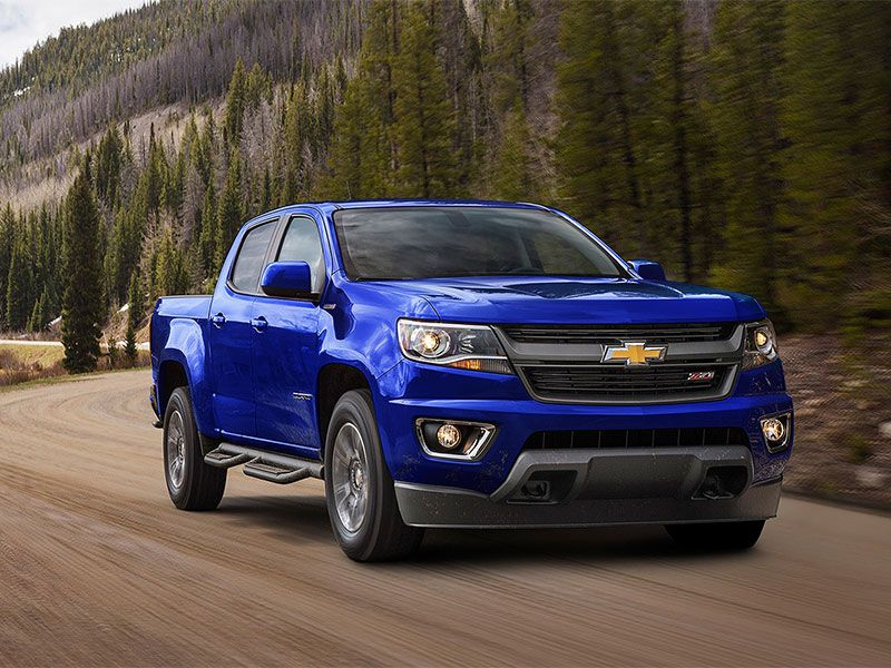 2017 Chevrolet Colorado Road Test and Review