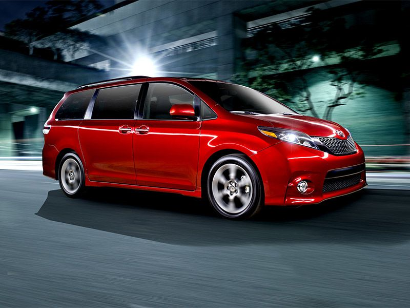 5 of the Most Stylish Minivans