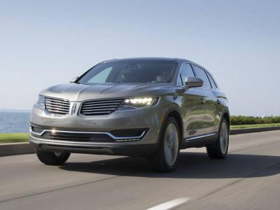 2017 Lincoln Mkx Road Test And Review Autobytel