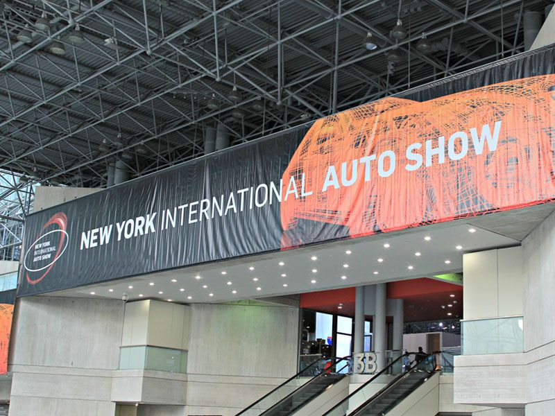 Must See Vehicles at the 2017 New York Auto Show