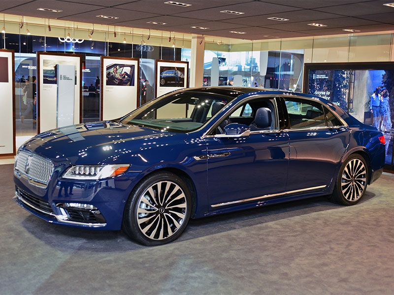 Must See Luxury Cars And Sedans At The 2016 New York Auto: Must See Luxury Cars & Sedans At The 2017 New York Auto