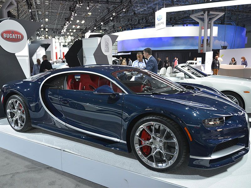 New York Auto Show Mega Photo Gallery Autobytelcom - Car show usa